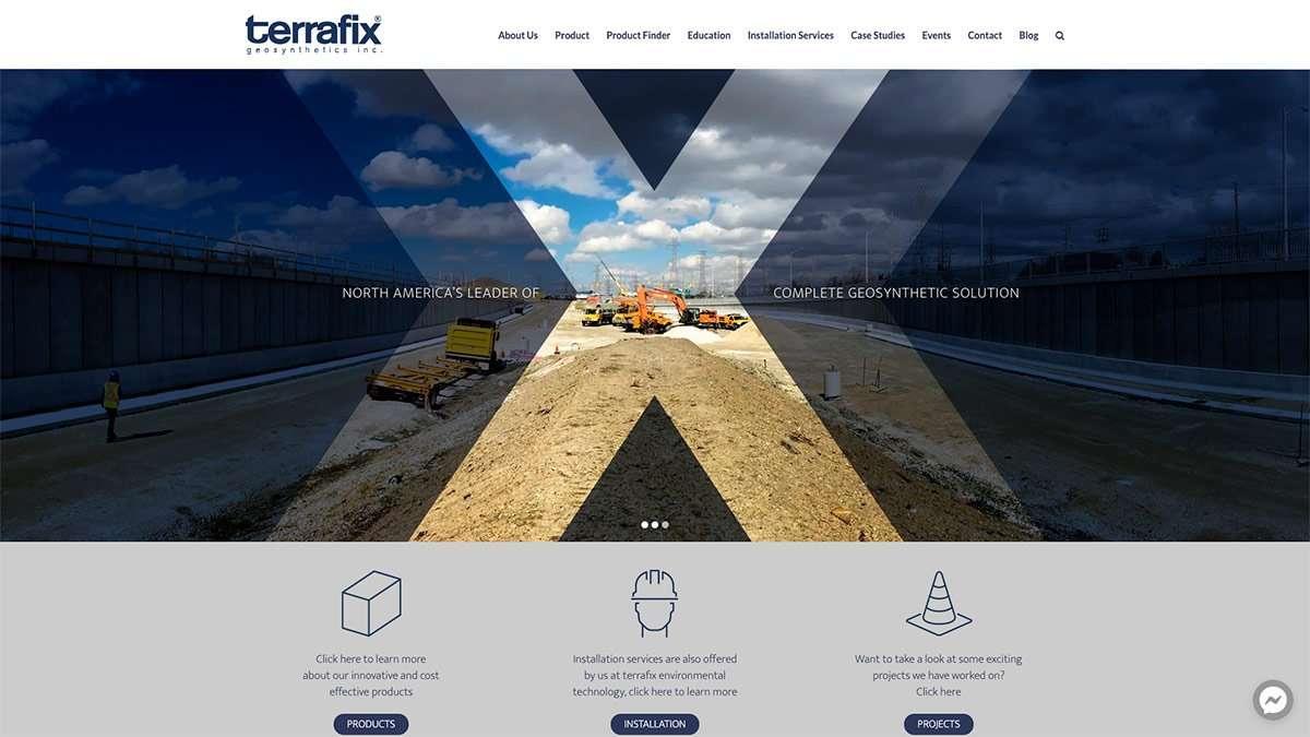 SmoothWebLife Project Terrafix