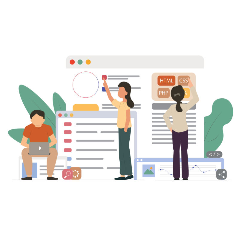 Web Development SmoothWebLife Inc